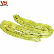 sale price 1T 2T 3T 5T eye and eye industrial lifting belt crane lift web sling polyester flat webbing sling