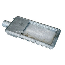 aluminum led street light heat sink