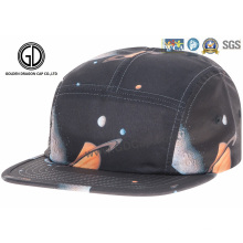 2016 Moda Coreana Super Cool Outer Space Snapback Campista Hat