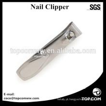Dedo de aço inoxidável, Toe uso Straight Edge Toenail Clipper