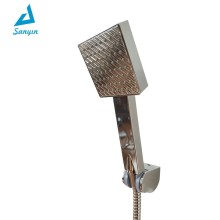 Plastic Variable Speed Water Saving Shower Head