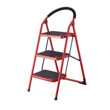 3-ступенчатая складная стальная лестница (B103)