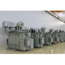 Forno de arco elétrico de 6KV / 110KV / transformador de forno de refino de panela a