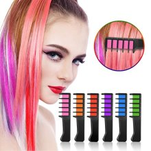 Non-Toxic Temporary Washable Hair Dye Chalk Birthday Gifts