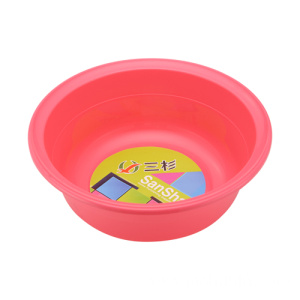 29cm Multi-purpose round plastic wash basin
