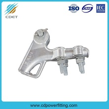 Bottom price for Wedge Clamp Aluminum Alloy NLL Type Bolted Aerial Strain Clamp supply to Singapore Manufacturer