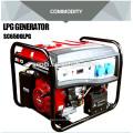 Módulo de control de generador de gas