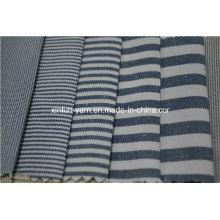 El 100% poliéster adorna la tela moderna del sofá para la tapicería