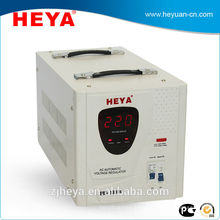 relay type classical ac voltage stabilizer