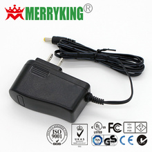 6V1a Power Supply, 6W AC/DC Switching Power Supply, Wall Mount Power Adapter with UL Certification