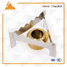 Foldable Stainless Steel Outdoor Stove Burning Rack