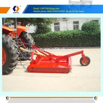 Machine à couper le tracteur de jardin