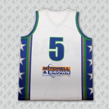 Баскетбол Трикотажные изделия / Custom Баскетбол сетка Джерси