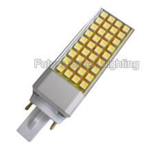 8W G24 LED Pl Bulb with 3year Warranty