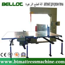 Semi-automatische vertikale Schaumstoffschneidemaschine