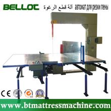 Semi-Automatic Vertical Foam Cutting Machine