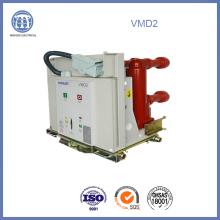 Disjuntor a vácuo 12KV 630A Vmd elétrico de alta tensão
