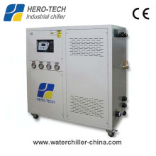 8HP Water Cooled Scroll Low Temperature Glycol Chiller