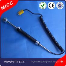 MICC barato e de boa qualidade tipo K termopar