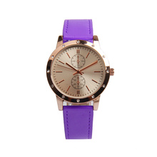 Japan waterproof custom ladies simple custom japan quartz watch