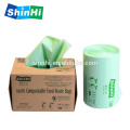 biodegradable roll kitchen vest type bags garbage