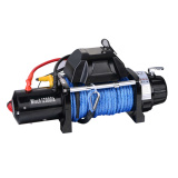 12000lbs 4X4 off Road Winch with Synthetic Rope (DH12000G-S)