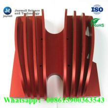 Kundenspezifische Aluminium-Druckguss-CNC-gefräste Klinge-Kühlkörper für Auto-Teil