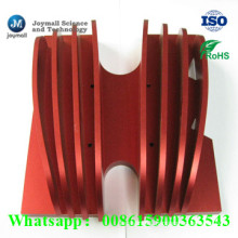 Custom Aluminum Die Casting CNC Milled Blade Heatsink for Auto Part