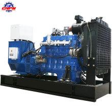50kw AC triphasé type de sortie générateur alimenté au gaz naturel