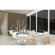 Full Package Solution Restaurant Table and Chair Furniture (FOH-BCS01)