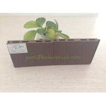 Placa de madeira oca grossa da caixa da flor da placa WPC da placa da caixa de 125 * de 25mm