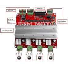 4 Axis USB Interface, 3 Axis USB Interface Motor Breakout Board