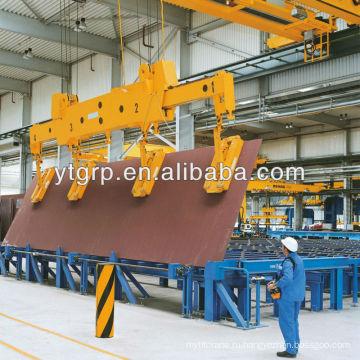 Тип КК 20/5~32/5т электромагнитных мостовой Кран мастерской