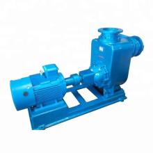 ZW series self priming trash pump manufacturer