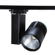 30w Track Light Foco LED de aluminio para riel