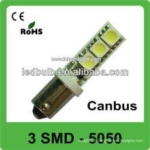Ba9s canbus 12v auto lampes LED