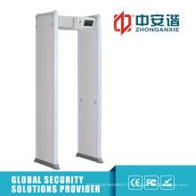 Prisons Vérification d'un détecteur de métaux portables à télécommande APP