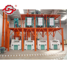 60t maize milling machine,maize flour milling equipment