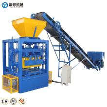 QTF4-24 простая автоматическая цемент кирпич делая машину ценой в Китае