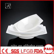 P&T porcelain factory fried rice bowls, baking tray, porcelain bowls