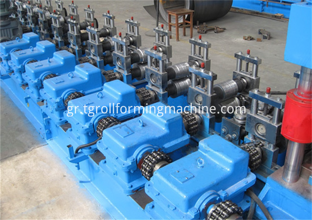 Stake Fencing Post Roll Forming Machine