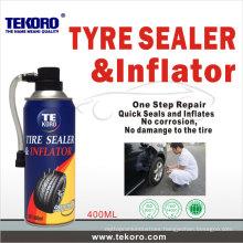 Tyre Repair Spray Tire Sealer & Inflator