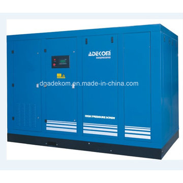 Compresseurs d'air de vis de HP injectés par huile de compression de deux-étape (KHP220-18)