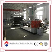 Panneau en plastique faisant la chaîne de production de machine