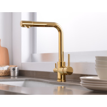 YL-605 Fashional design water faucet purifier chrome plated sink faucet kitchen faucet for water purifier