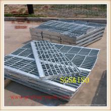Grillage en acier à grille verrouillée Swage / grille en acier