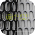 Tissu en maille en polyester respirant respirant pour chaussures de sport