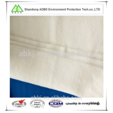 3mm 350g hojas de absorción de aceite industriales en tela no tejida