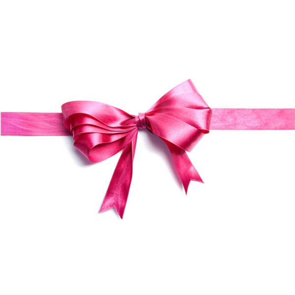 Ribbon Bow for packing