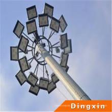 15m 18m 22m 25m 30m 35m hohe Mast Beleuchtung Pole Preise von hohen Mast Light Towers für Karachi